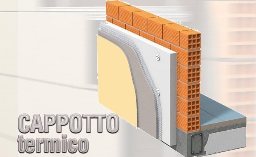 cappotto termico sperbonus 110 per 100